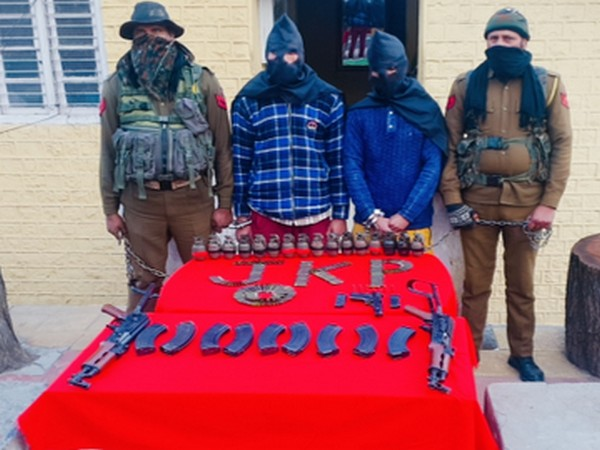According to police, the two terror operatives have been identified as Umar Ahmed Malik and Suhail Ahmed Malik, both residents of Semthan, Bijbehara, Anantnag.