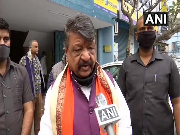 Senior BJP leader Kailash Vijayvargiya (Photo/ANI)