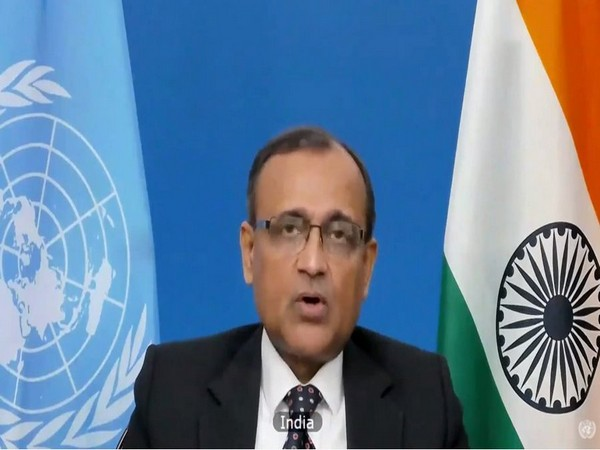 TS Tirumurti, Indian Permanent Representative to the United Nations