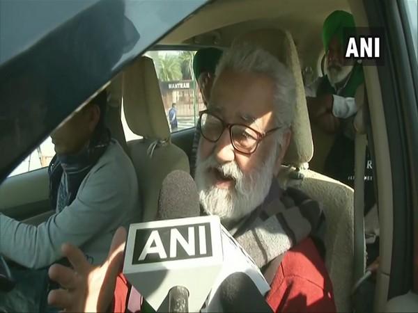 Krantikari Kisan Union leader Darshan Pal (File Photo)