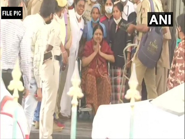 Former AIADMK leader VK Sasikala (Photo/ANI)