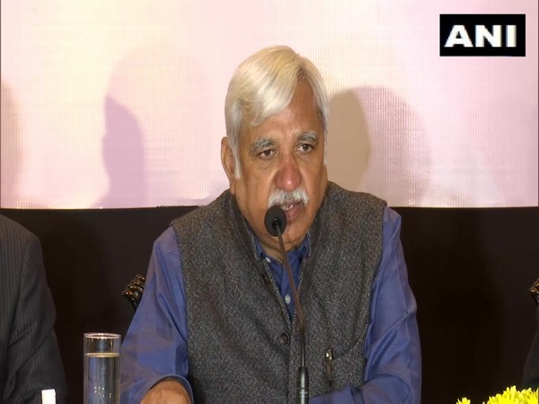 CEC Sunil Arora briefing media in Kolkata (File photo)