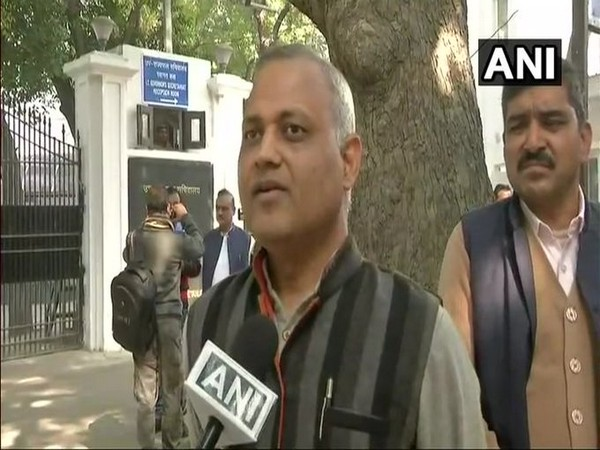 AAP MLA Somnath Bharti (Photo/ANI)