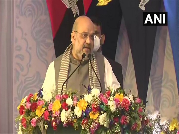 Union Home Minister Amit Shah. (Photo/ANI)