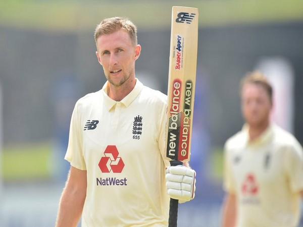 England skipper Joe Root in action against Sri Lanka (Photo/ ICC Twitter)