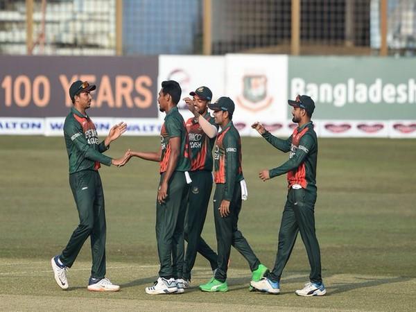 Bangladesh beat West Indies in third ODI (Photo/ ICC Twitter)