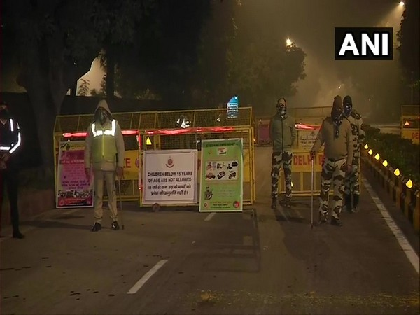 Security beefed up across the country on 72nd Republic Day. [Photo/ANI]