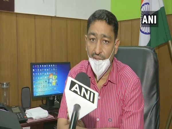 Uttarakhand DGP Ashok Kumar. [File Photo/ANI]