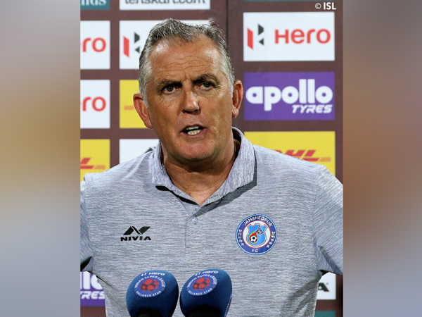 Jamshedpur FC head coach Owen Coyle (Photo/ ISL Twitter)