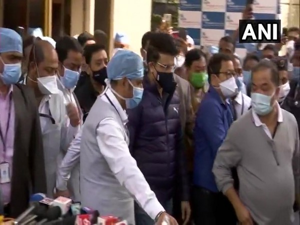 BCCI President Sourav Ganguly has been discharged from hospital.