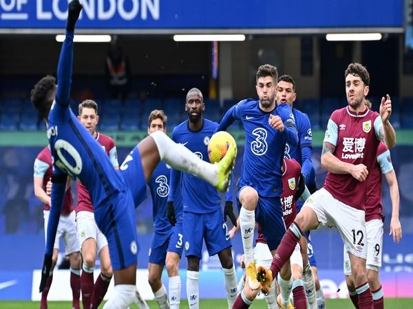 Chelsea defeat Burnley (Photo/ Chelsea FC Twitter)
