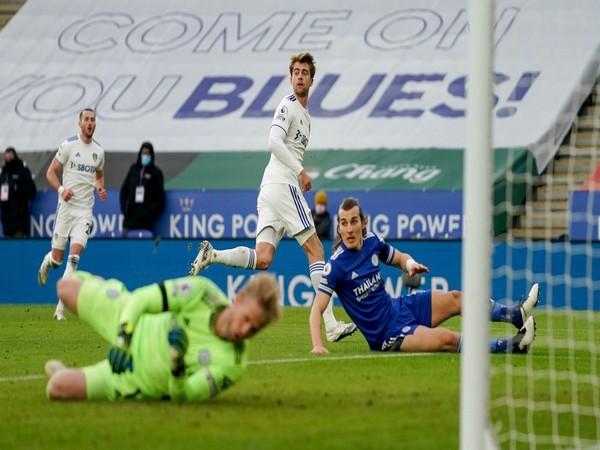 Leeds United defeat Leicester City (Photo/ Leeds United Twitter)