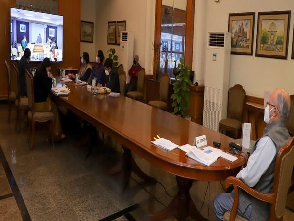 Lieutenant Governor of Delhi Anil Baijal chairs DDMA meeting