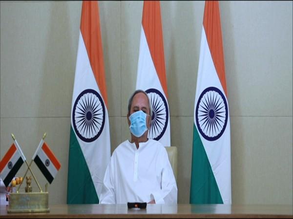 Odisha CM Naveen Patnaik (Photo/ANI)