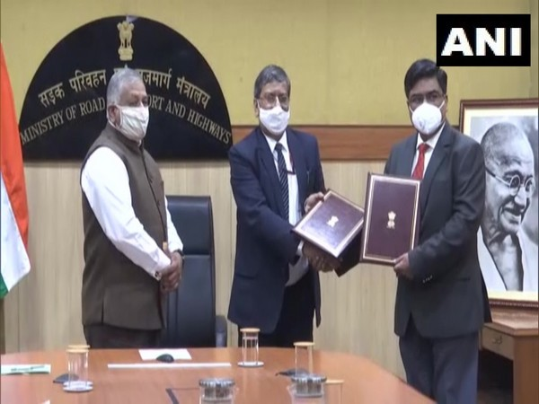 Visuals from the MpU signing. (Photo/ANI)