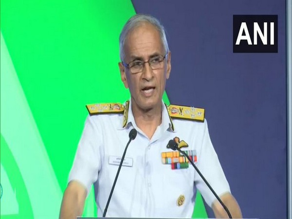 Indian Navy Chief Admiral Karambir Singh (Photo/ANI)