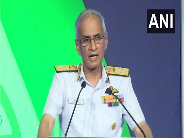 Indian Navy Chief Admiral Karambir Singh(Photo/ANI)