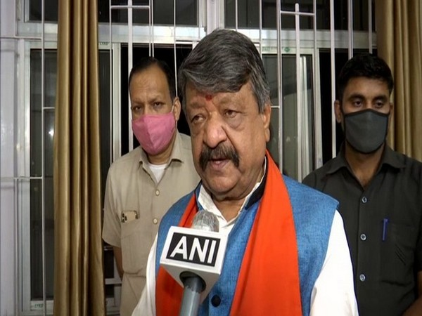 BJP General Secretary Kailash Vijayvargiya (Photo/ANI)