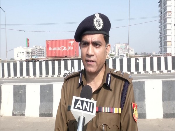 Delhi Joint Commissioner of Police Alok Kumar speaking to ANI on Saturday. (Photo/ANI)
