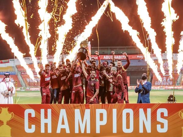 Northern Warriors win Abu Dhabi T10 (Photo/ T10 Twitter)