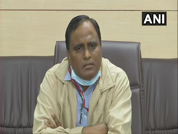 Ranjeet Rath, Director General, Geological Survey of India. (Photo/ANI)