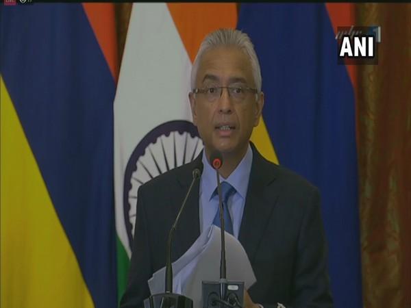 Mauritius Prime Minister Pravind Jugnauth