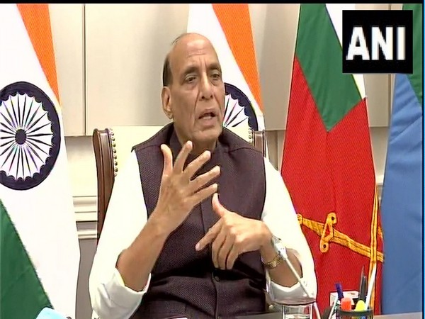 Defence Minister Rajnath Singh. (File photo)