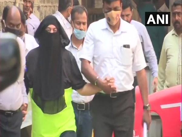 Ravi Pujari being sent to police custody.