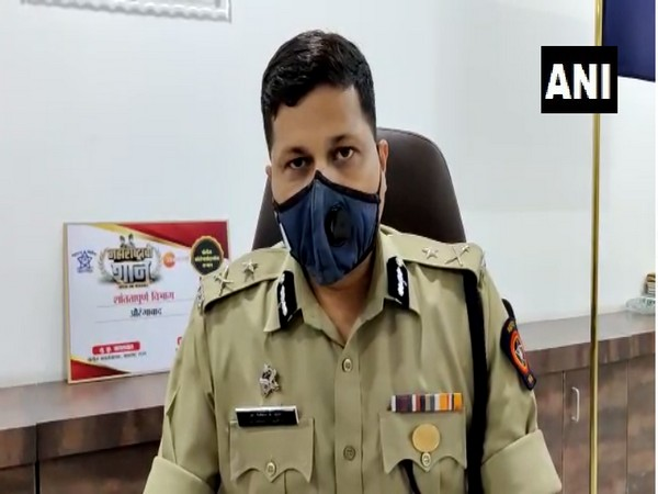 Aurangabad Police Commissioner Nikhil Gupta. (Photo/ANI)