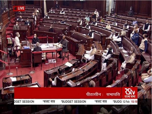 Rajya Sabha (Photo/RSTV)
