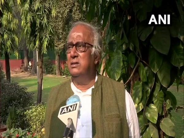 TMC MP Sougata Roy (File Photo)