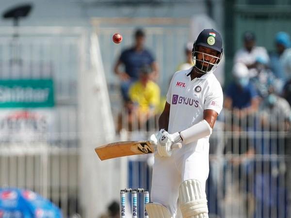 India batsman Cheteshwar Pujara (Photo/ BCCI Twitter)