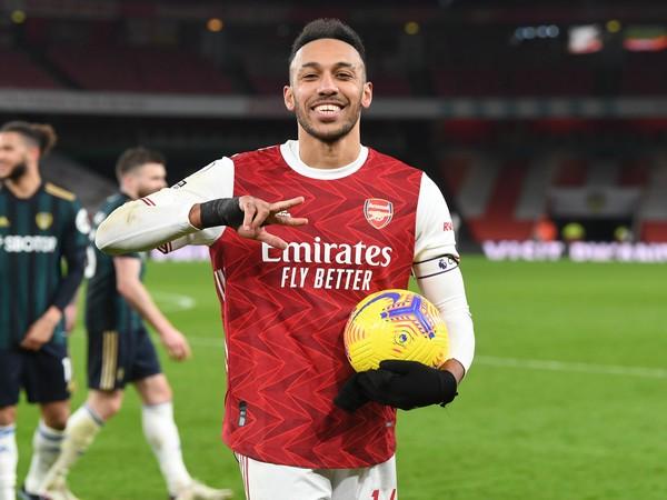 Pierre-Emerick Aubameyang (Photo/ Arsenal Twitter)