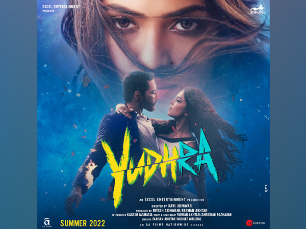 Poster of 'Yudhra' (Image Source: Instagram)