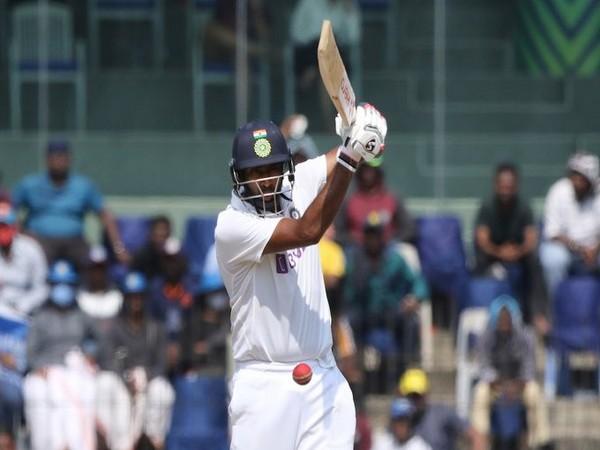 Ravichandran Ashwin scores century in 2nd Test (Photo/ BCCI Twitter)