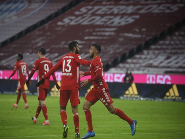 Bayern Munich now have 49 points and remain at the top of the Bundesliga table. (Photo/ Bayern Munich Twitter)