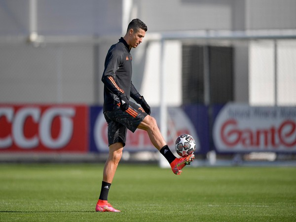 Cristiano Ronaldo (Photo/ Cristiano Ronaldo Twitter)
