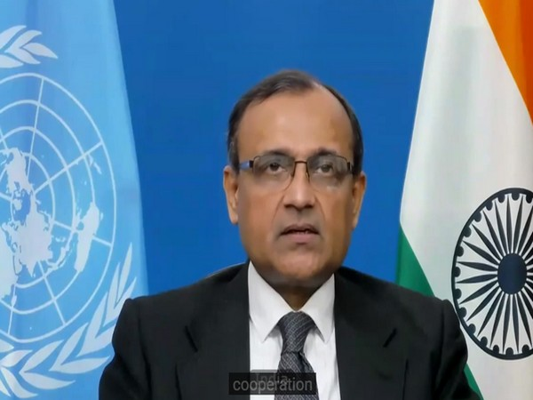 TS Tirumurti, Permanent Representative of India to the UN