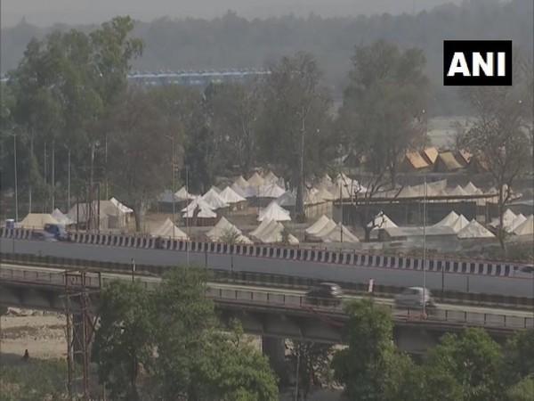Preparations underway at Haridwar for Kumbh Mela