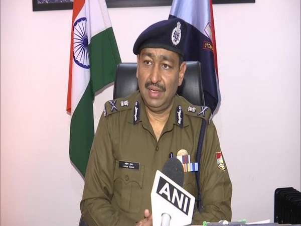Ashok Kumar Director General of Police (File photo)