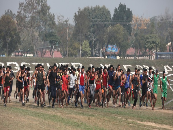 Youths participating in Army recruitment rally in Jammu (Pic Credit: PRO Defence Jammu Twitter)