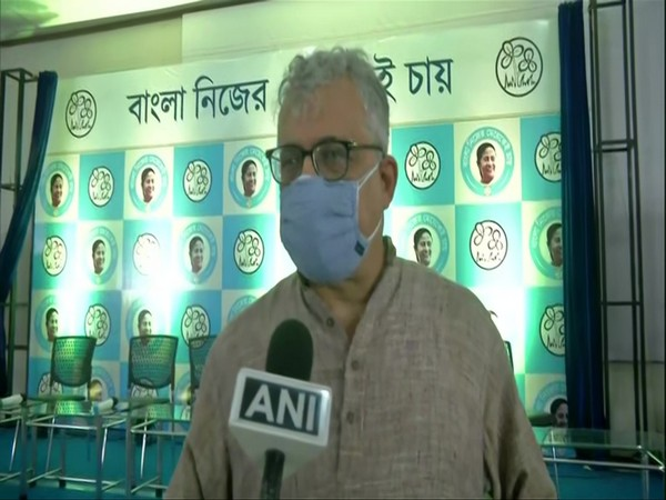 TMC MP Derek O'Brien (file photo)