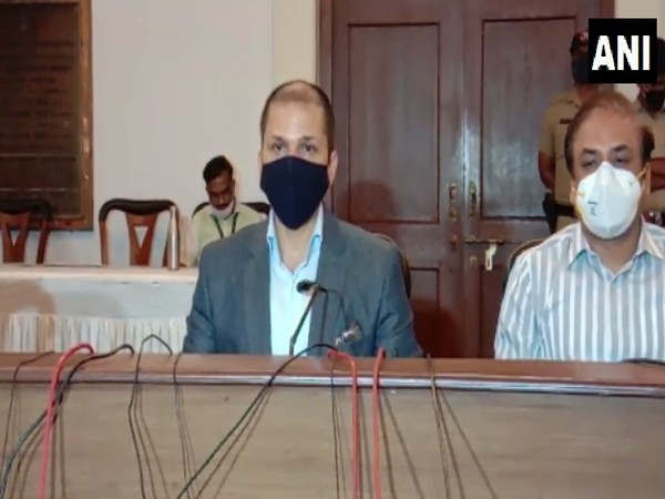 Saurabh Rao, Divisional Commissioner Pune division