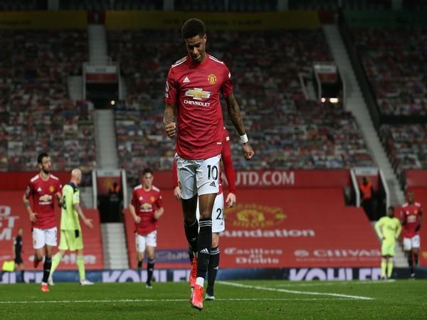 Marcus Rashford (Photo/ Manchester United Twitter)