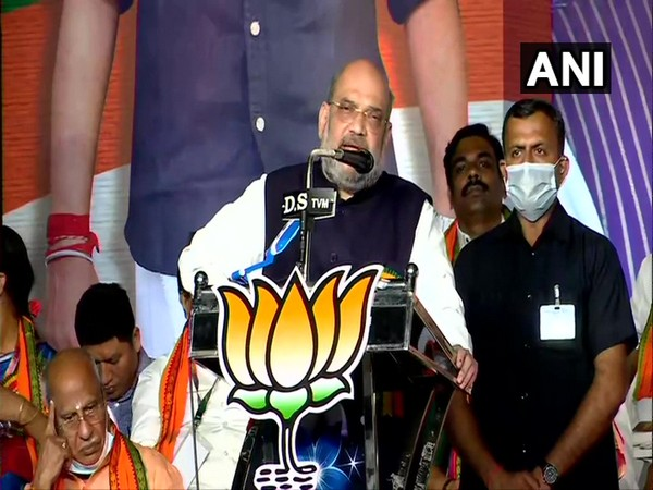 Union Home Minister Amit Shah (photo/ANI)