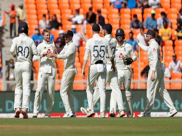 England cricket team (Photo/ ICC Twitter)