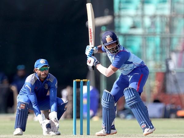 Mumbai skipper Prithvi Shaw. (Image: BCCI)
