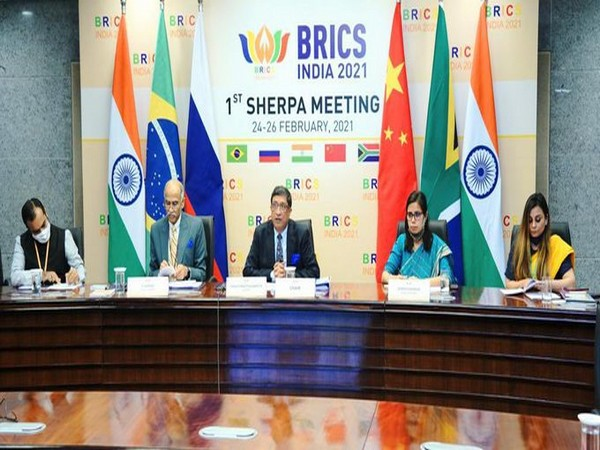 India kicked off its BRICS Chairship with the inaugural three-day-long Sherpas' meeting on Wednesday.