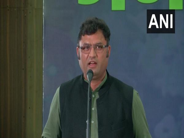 Former Haryana Congress leader Ashok Tanwar (Photo/ANI)