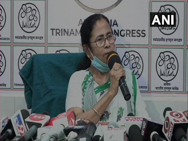 West Bengal Chief Minister Mamata Banerjee (Photo/ANI)